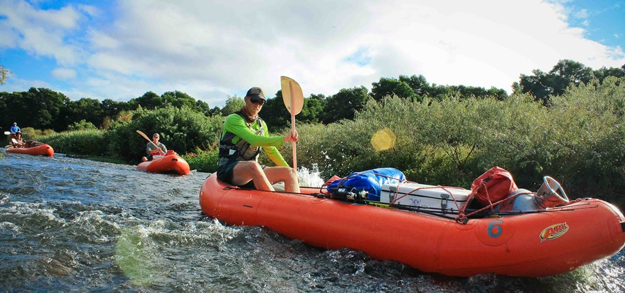 Breede River Rafting Cape Town Worcester Trips