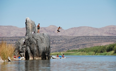 Orange River Rafting Schedule