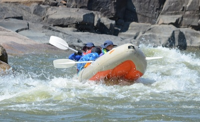 4 day Orange River Rafting