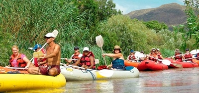 Breede River Rafting
