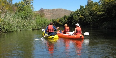 Breede River Rafting Packages