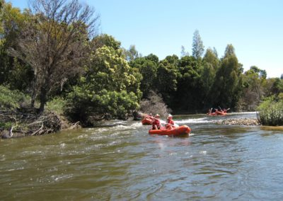 River Rafting Fun