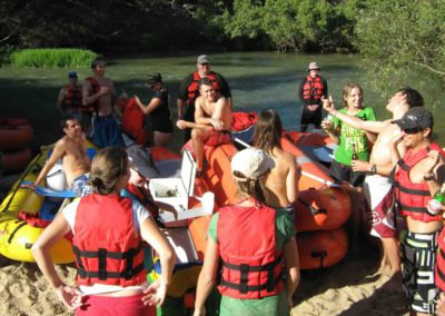 River Rafting Group