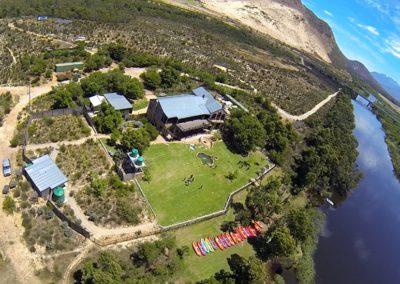 Bonamanzi Aerial View